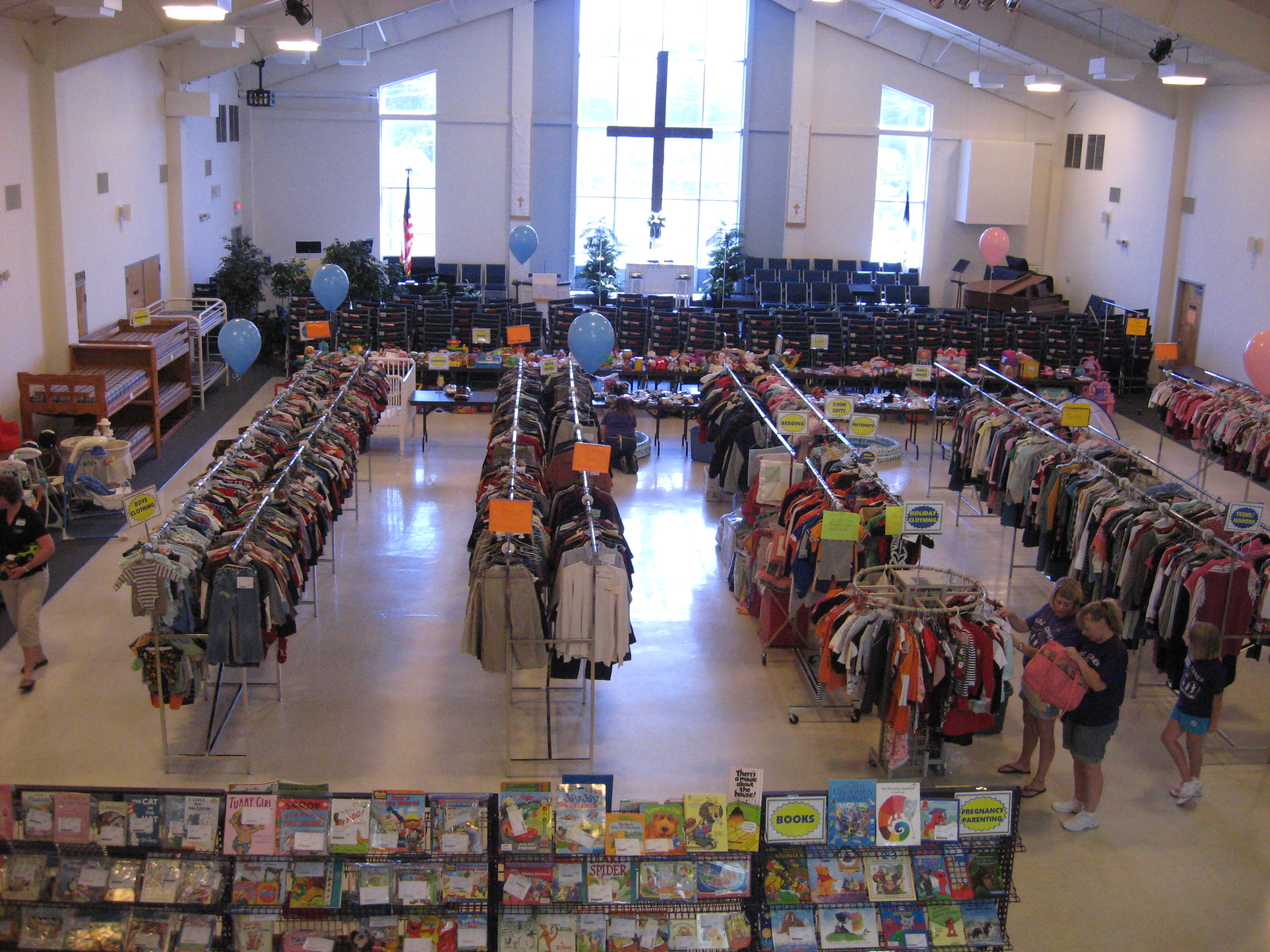 Florence Kid's Sale - Fall 2011
